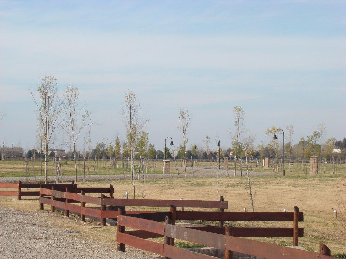 lotes en cuotas en chacras de la reserva
