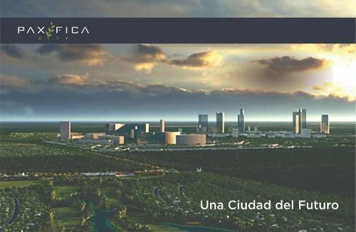 lotes en fundadores paxifica city yucatan 1era etapa