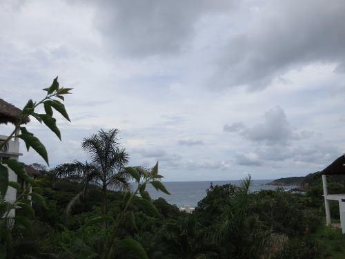 lotes en la bahía de salchi, pochutla, oaxaca