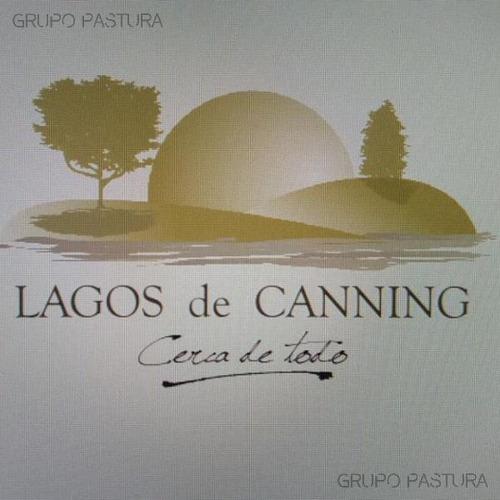 lotes en lago de canning