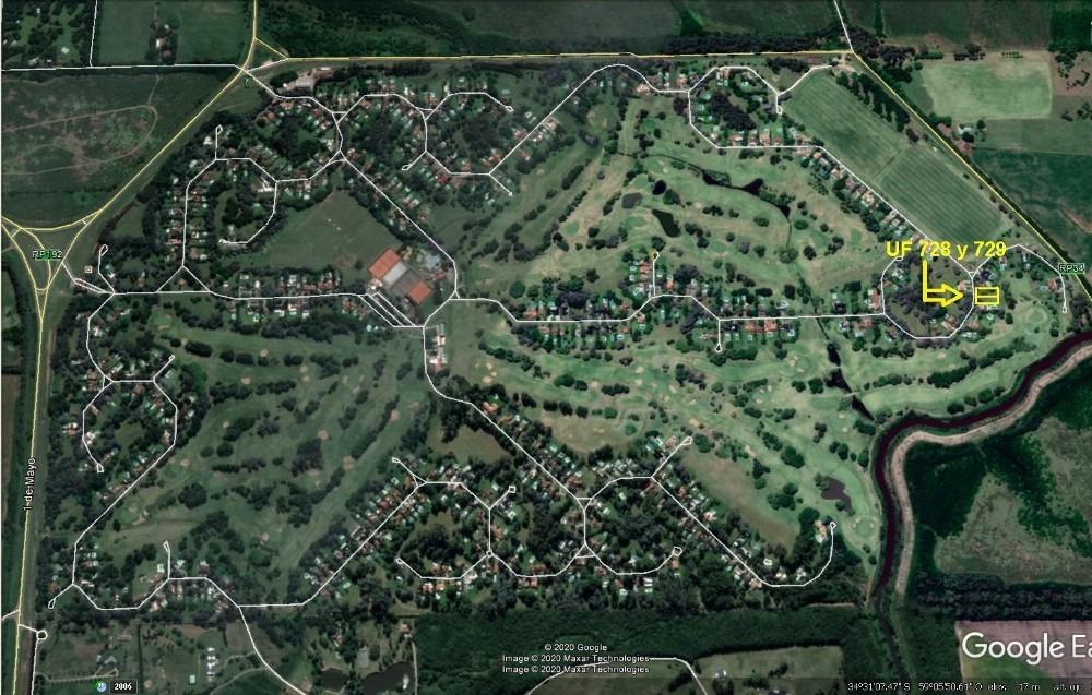 lotes en las praderas club de campo y golf