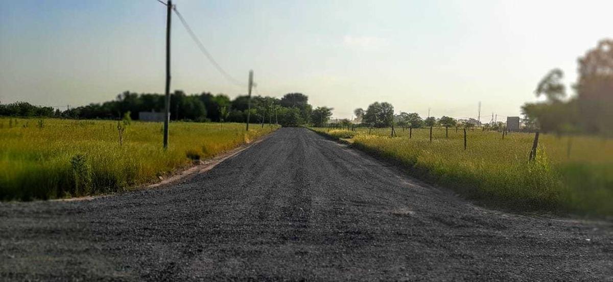 lotes en mariano acosta, autopista ext. camino del buen ayre