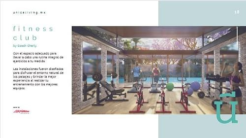 lotes en preventa, privada unica living, casa-club fitness-club, gourmet-kitchen