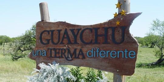 lotes en termas del guaychú - gualeguaychú, entre ríos