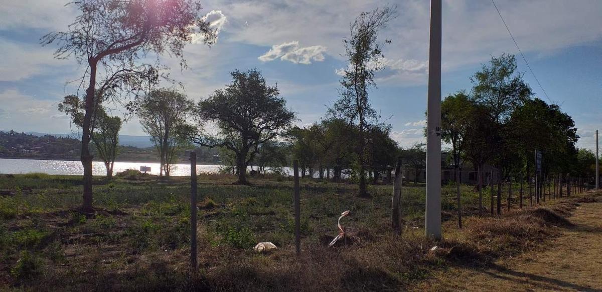 lotes frente al lago san roque y a metros de la ruta e-55 (l80)