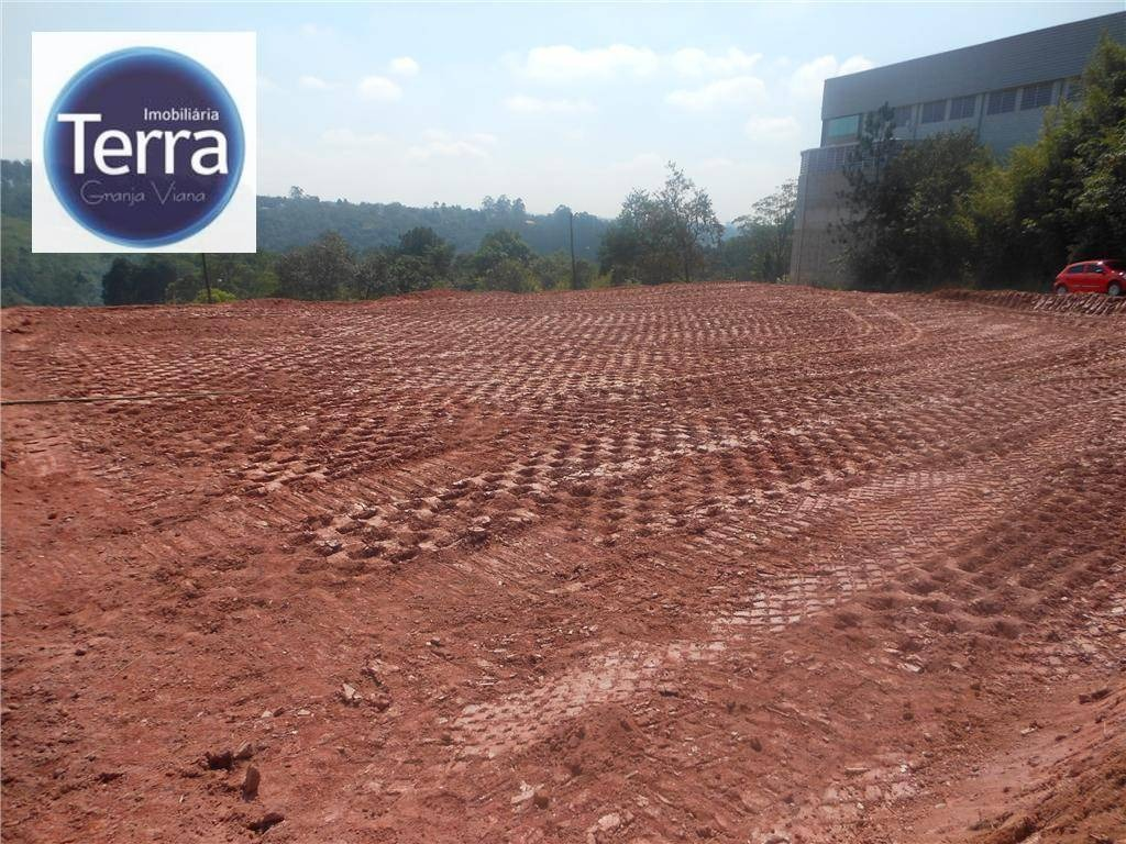 lotes industriais prontos para construir local privilegiado na rodovia raposo tavares - te0065