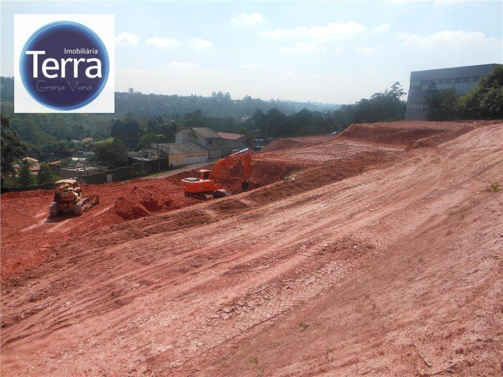 lotes industriais prontos para construir terraplanados local privilegiado - raposo tavares - te0068