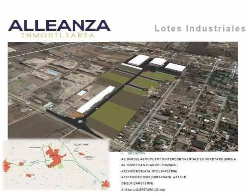 lotes industriales (sm)