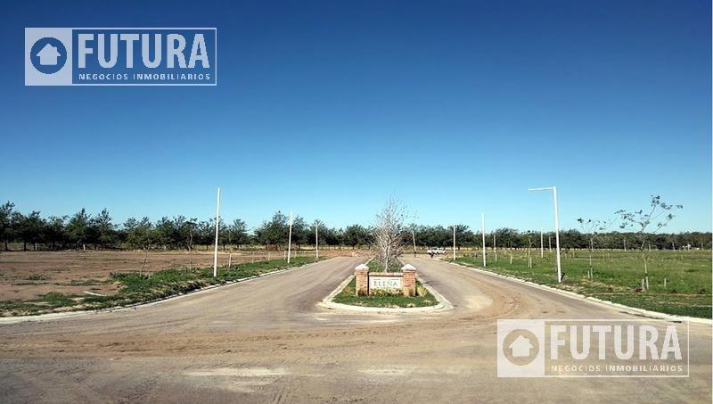 lotes manzana h en venta en oliveros con financiación - barrio villa elena