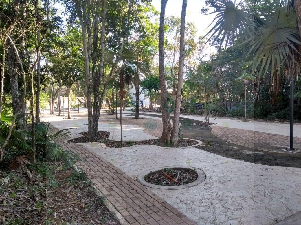 lotes mixtos en 2 niveles sobre paseo peatonal en aldea zama - tulum