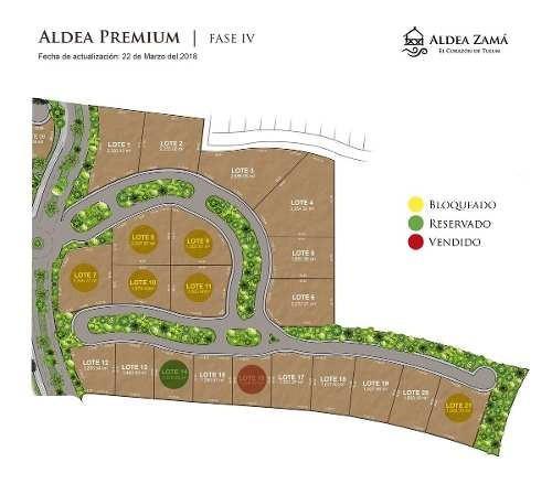 lotes para desarrollos en aldea zamá -  aldea premium