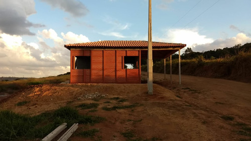 lotes planos de 1005 m2 c/ fácil acesso com água e luz j