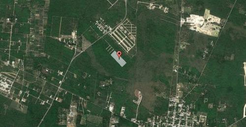 lotes residenciales amaranta con excelente ubicación en conkal