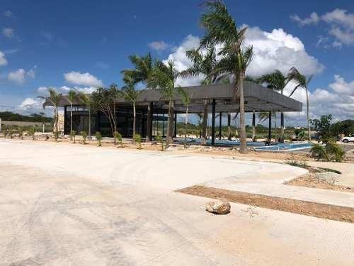 lotes residenciales con financimiento y amenidades en conkal- tamora