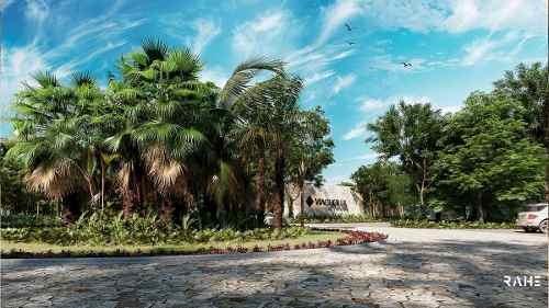 lotes residenciales de venta en mérida, vía cholul
