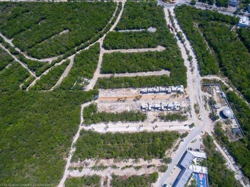 lotes residenciales en bambú playa del carmen p2400