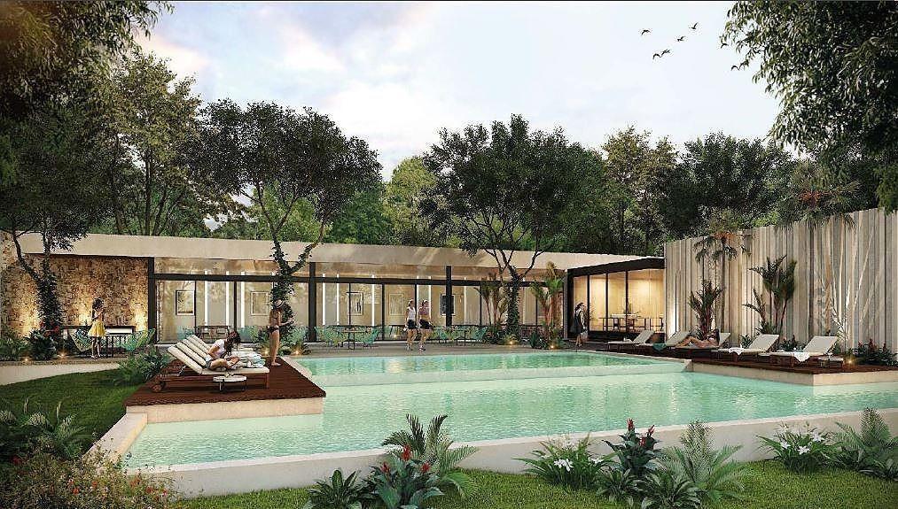 lotes residenciales en cholul - kinish residencial