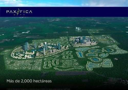 lotes residenciales en paxifica city