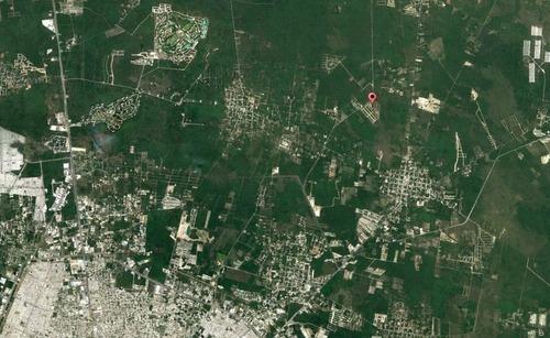 lotes residenciales en praderas del mayab