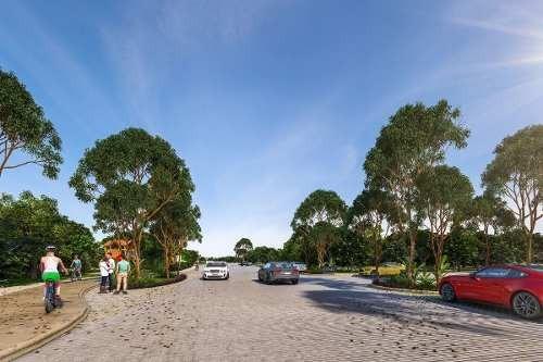 lotes residenciales en privada con amenidades, zendera, cholul, mérida norte