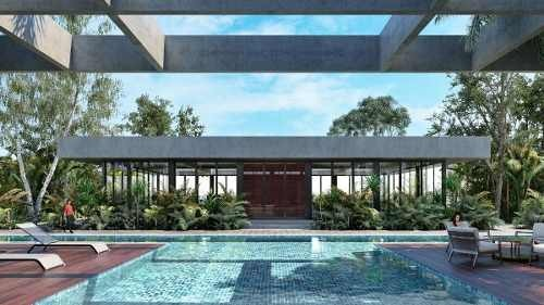 lotes residenciales en privada en conkal