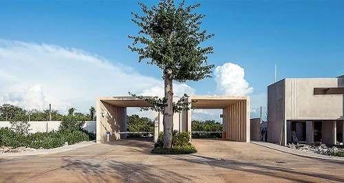 lotes residenciales en privada gran lunare cholul