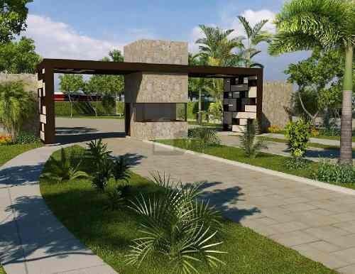 lotes residenciales en venta en mérida, urbanizados, diferentes medidas, excelente ubicación.