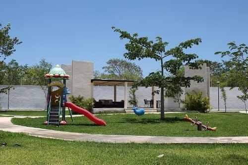 lotes residenciales en venta en privada villareal, temozón, mérida norte