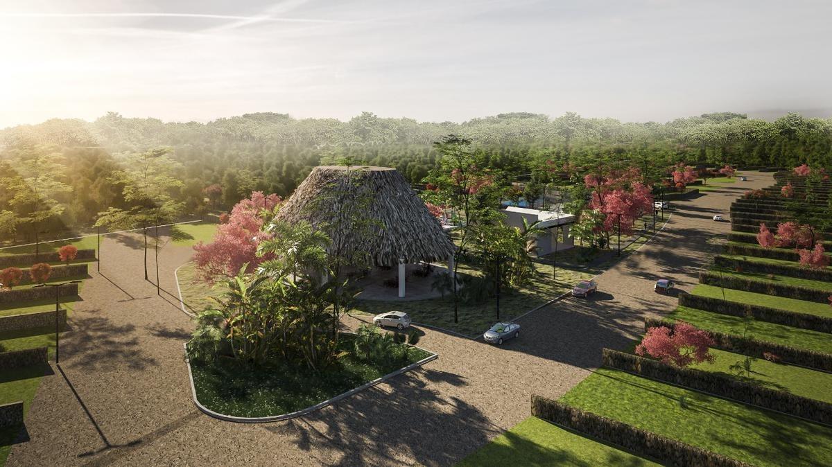 lotes residenciales en venta en yucatan, a 900 m del parque científico