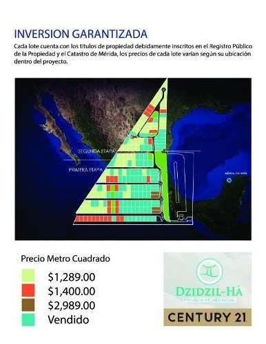 lotes residenciales merida, yucatan