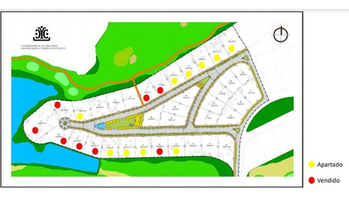 lotes residenciales premium xpokin, country club