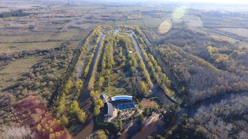 lotes terreno  delta unico lugar con hotel spa