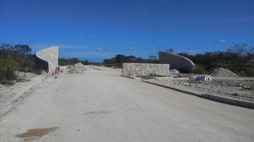 lotes urbanizados en conkal