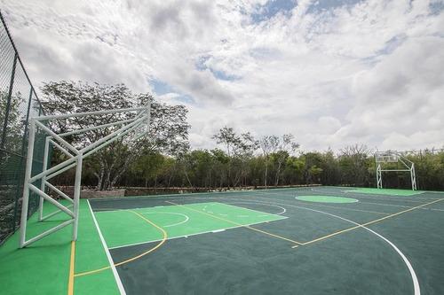 lotes urbanizados en venta merida, residencial phula ¡un gran parque para vivir!