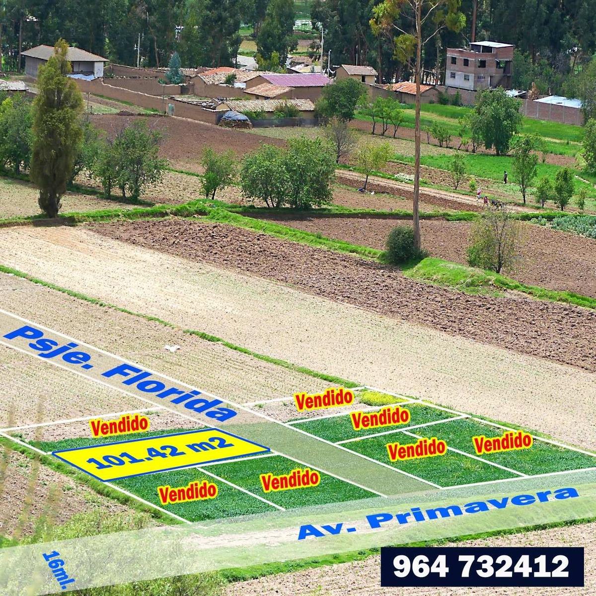 lotes y terrenos, registrados desde s/13,900