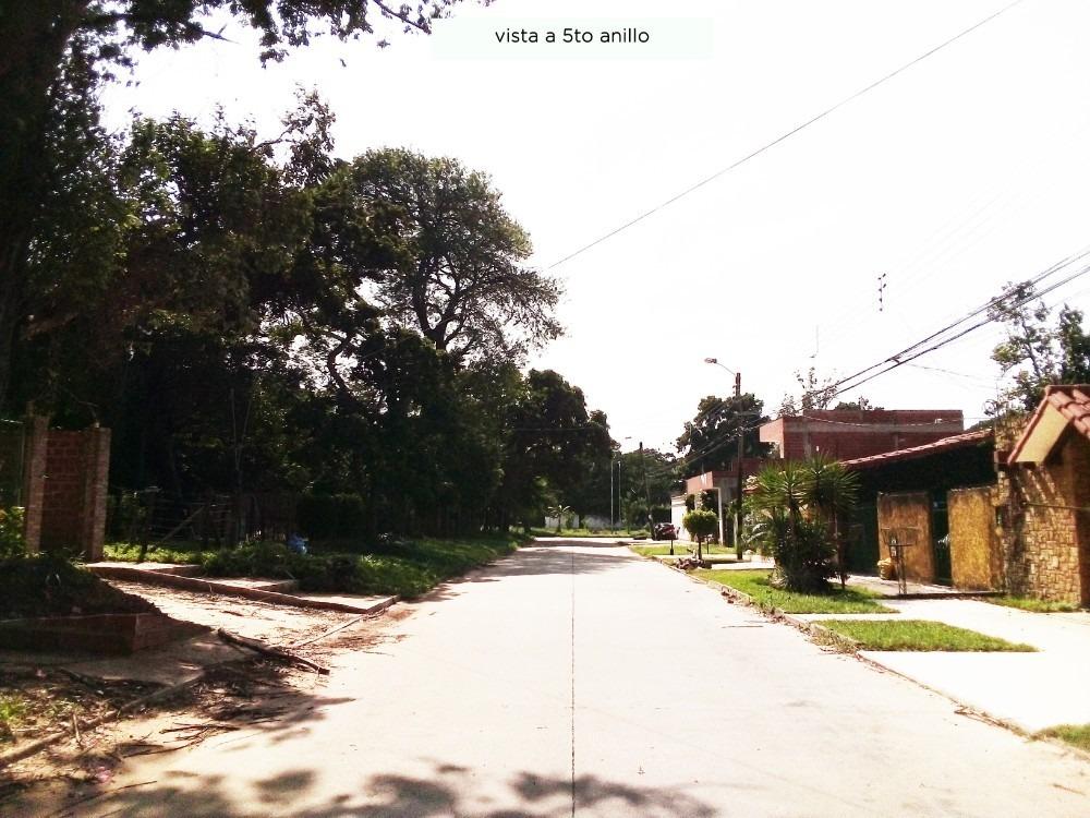 lote/terreno en venta, santacruz, zona suroeste y 5to anillo
