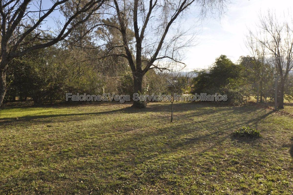 lote/terreno en villa ciudad parque los reartes ref #213
