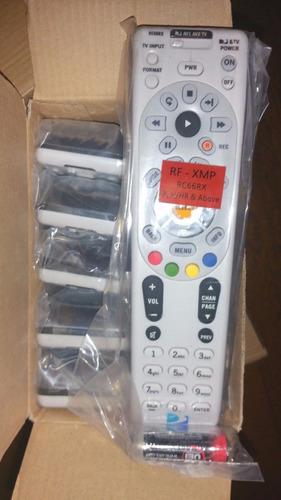lotex10 control remoto directv rc66rx+pilas nuevo genuino