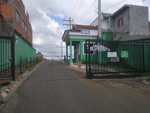 lot.fechado-125 m2-204 meses para pagar-prontos p/ construir