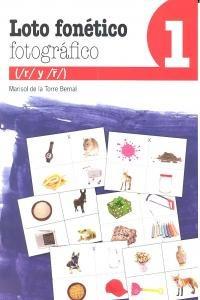 loto fonetico fotografico 1 (reeducacion logope envío gratis