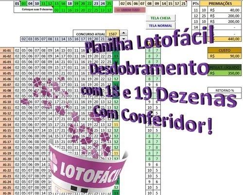 segredo lotofacil