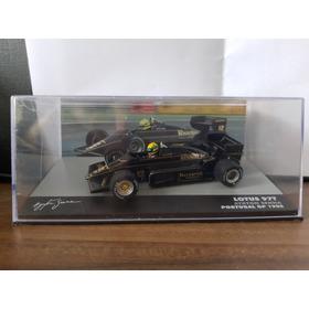 Lotus 97t Ayrton Senna 1:43 - Gp Portugal 1985