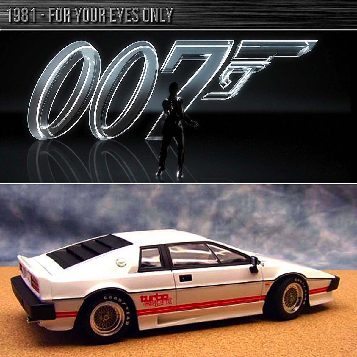 Colección Vehículos 007 James Bond Car Collection Nº 5 Citroën 2CV