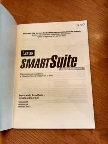 lotus smart suite - 9.5 versión