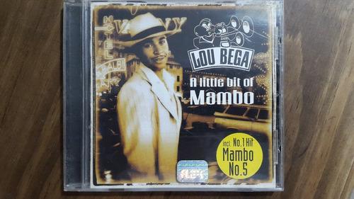 lou bega cd a little bit of mambo