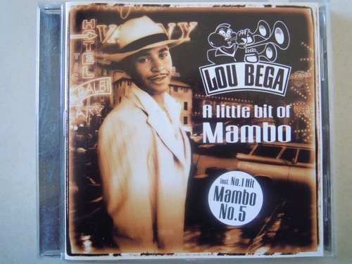 lou bega cd a little bit of mambo no. 5