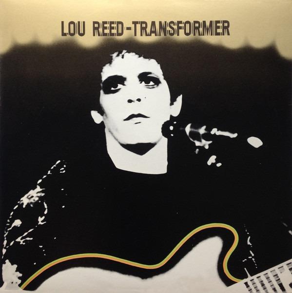 Resultado de imagen de Lou Reed - Lp: 'Transformer'