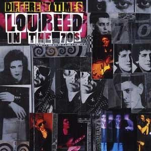 lou reed.different times.  cd novíssimo.