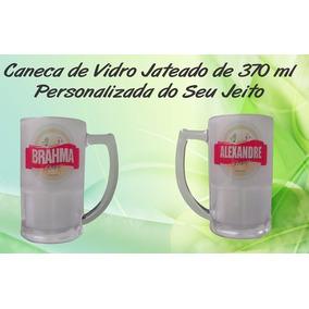 46590b125 Caneca Chopp Vidro Personalizada Curitiba no Mercado Livre Brasil
