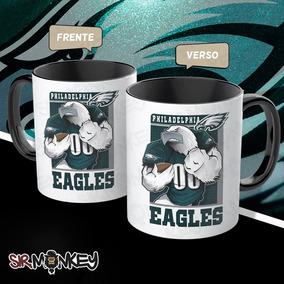 03117f479 Canecas Philadelphia Eagles Nfl. Temos De Todos Os Times no Mercado Livre  Brasil